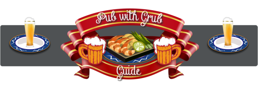 Pub with Grub Guide