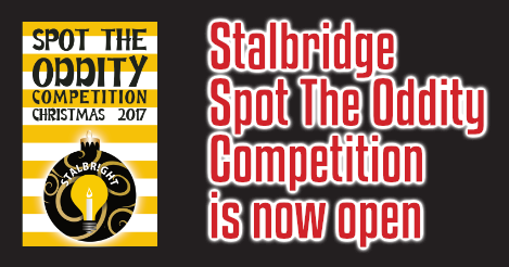 STALBRIDGE SPOT THE ODDITY COMPETITION